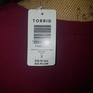 torrid Tops - NWT Torrid blouse size 22/24